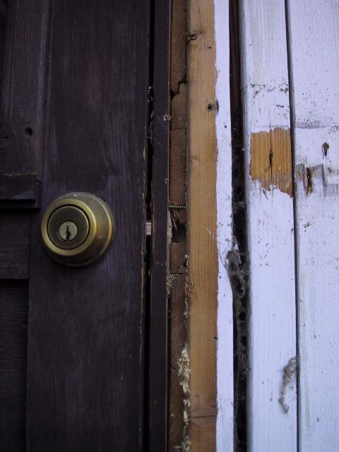 Ultra-secure door lock.